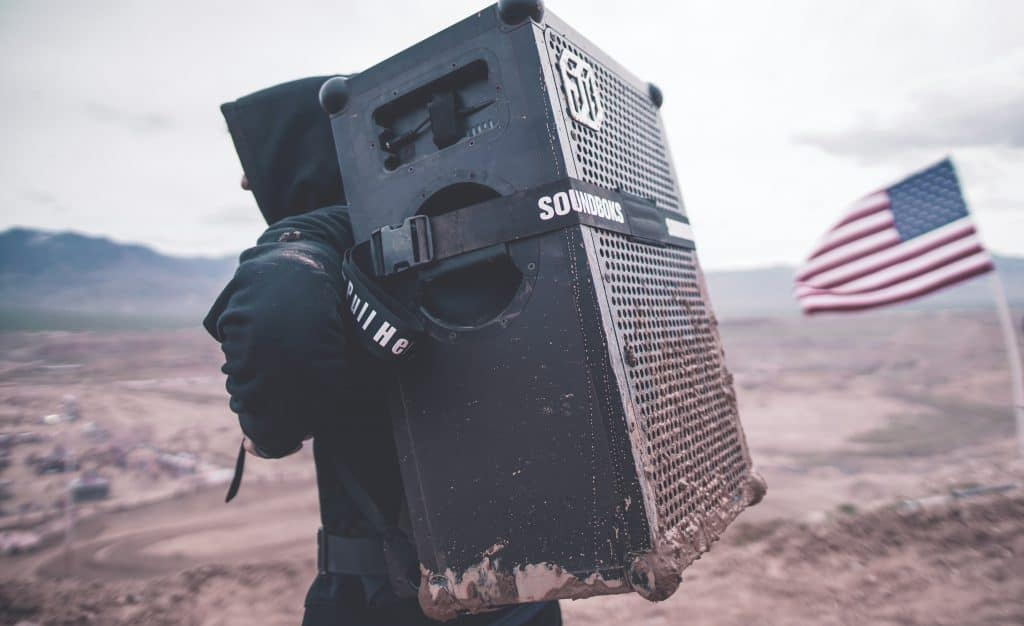 Soundboks 2 - Carry Anywhere