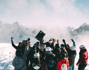 Soundboks 2 - Snowfield Party