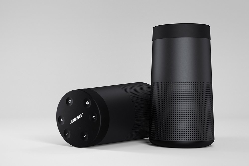Bose Revolve vs Revolve Plus